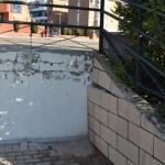 Bailén Denuncia – Ampliación Paseo de las Palmeras – pared