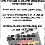 La productora bailenense Epic d20 Studio busca actores para futuros proyectos