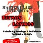 La asociación Contratiempos organiza una clase magistral de ritmos latinos