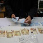 El principal falsificador de billetes de euro detenido ayer es natural de Bailén