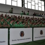 Presentación de los equipos de la Unión Baloncesto Bailén y el CPD Bailén