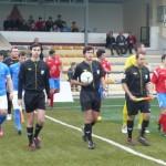 El campo y el Escañolense los rivales de hoy para el Recre