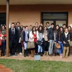 Estudiantes de Córdoba y Jaén visitan el Centro Tecnológico de la Cerámica en Bailén