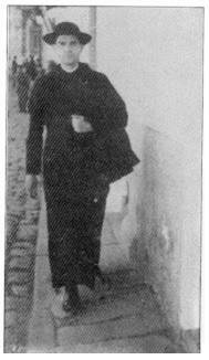 Don José María Marín Acuña por las calles de Bailén