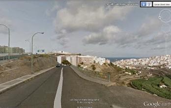Calle Gobernador Marín Acuña, Las Palmas de Gran Canaria.