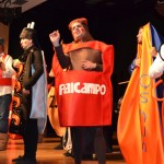 Los Informales se meten al público en el bolsillo con su fiesta de Zocueca carnavalera