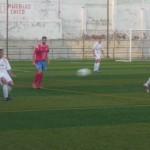 Los tres puntos se quedan en Bailén en un partido aburrido