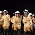 The Walker Texas Lancer triunfa en el regreso del Asucarillo a los escenarios