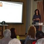 Más de una treintena de asistentes a la charla de la Unión de Consumidores de Jaén
