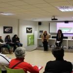 El Centro de la Mujer forma a AMPAS en prevención de violencia de género