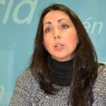 María Torres viajará a Madrid para tomar posesión como diputada en el Congreso