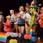 Los Petarderos triunfan en su ensayo general con las 50 sombras de gay