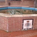 Bailén Denuncia – Detalle de la fuente de la Plaza Andalucía