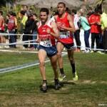 El atleta Diego Merlo alcanza el puesto 51 en el Campeonato de España