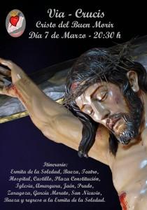 Cartel 2014 Vía Crucis