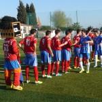 El Recre y el Real Jaén miden sus fuerzas en el Trofeo Ciudad de Bailén
