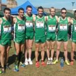 Meritorio séptimo puesto de la selección andaluza de atletismo con la participación de Diego Merlo