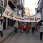 Los colegios de Bailén realizan un divertido pasacalles de Carnaval