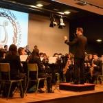 El alto nivel musical, protagonista en el décimo aniversario del Certamen de Bandas de Música de Palio