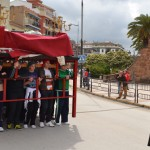 La generosidad bailenense protagoniza el ensayo solidario de la Sentencia