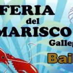Primera Feria del Marisco Gallego en Bailén