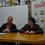La asamblea local apoya a Maíllo como candidato en las primarias de IU