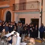 El barrio de San José Obrero se echa a la calle para acompañar en el Vía Crucis