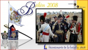 web Bailén 2008