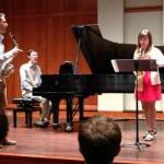 El saxofonista Alfonso Padilla comienza una gira por Estados Unidos