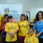 El Taller Ocupacional participó en las IV Jornadas sobre Discapacidad