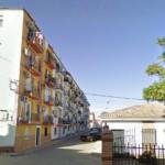 La calle Paquita Torres, escenario de una reyerta entre familias