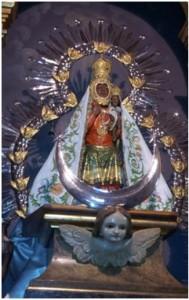 Virgen de La Cabeza (2003, Manuel López Pérez).