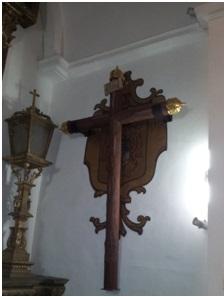 Santa Vera Cruz.