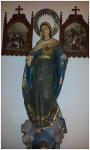 Sagrado Corazón de María.
