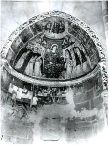 Capilla del Rosario, años 50.