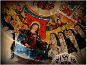 Capilla del Rosario, hoy. (Foto gentileza de Juan Simón García).