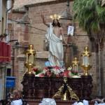 Jesús Resucitado cierra la Semana Santa bailenense