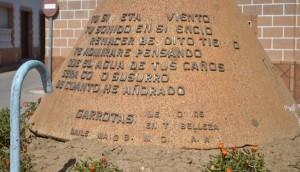 Fuente Plaza de las garrotas