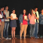 Entre Bambalinas se alza con el premio del público en el Festival de Teatro Joven