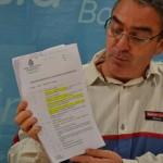 El PP critica el balance realizado por el PSOE en estos cuatro años