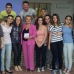 La historia de Bailén más cerca gracias a 18 alumnos del IES María Bellido