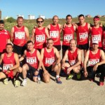 Importante participación del Club Atletismo Bailén en Linares