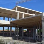 AIB insta al ayuntamiento a exigir la reanudación de las obras del Centro de Salud