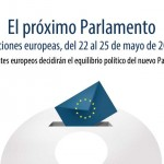 Arranca la campaña electoral europea con la pegada de carteles