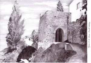 Puerta Catena, Segura de la Sierra. Francisco Arias, 2006