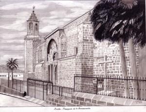 Parroquia de la Encarnación. Francisco Arias, abril de 2014