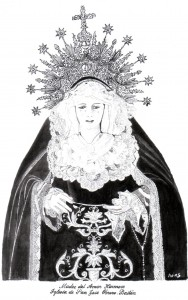 Madre del Amor Hermoso. Francisco Arias