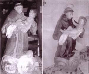Resultado de la restauración de San Antonio, en manos de un propietario particular