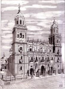 Catedral de Jaén. Francisco Arias, abril de 2014