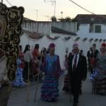 San José Obrero protagonista del día grande de la Feria del Barrio
